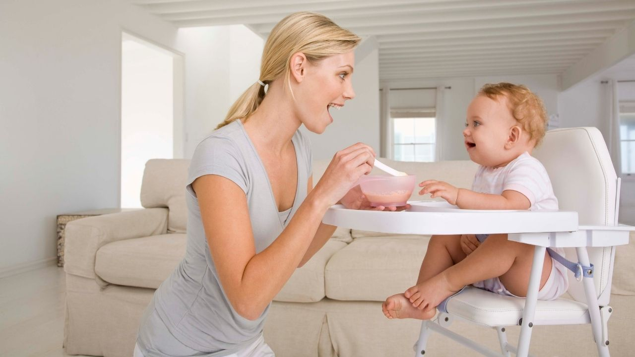 WHEN TO USE A BABY HIGH CHAIR? HERE ARE 5 TIPS